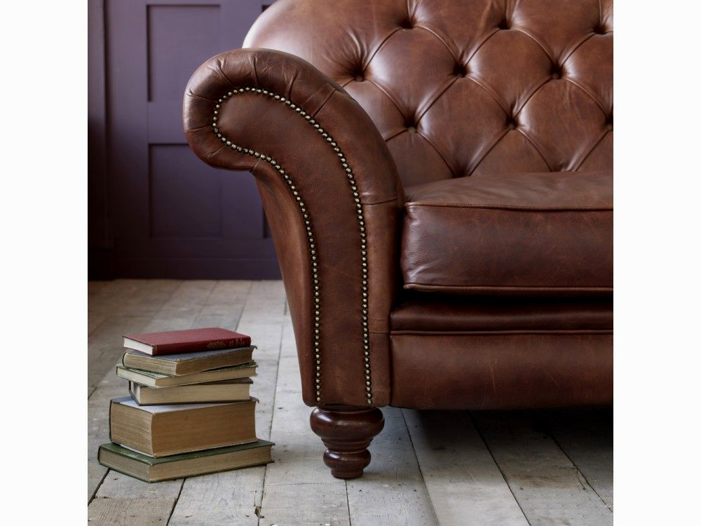 excellent brown chesterfield sofa model-Excellent Brown Chesterfield sofa Gallery