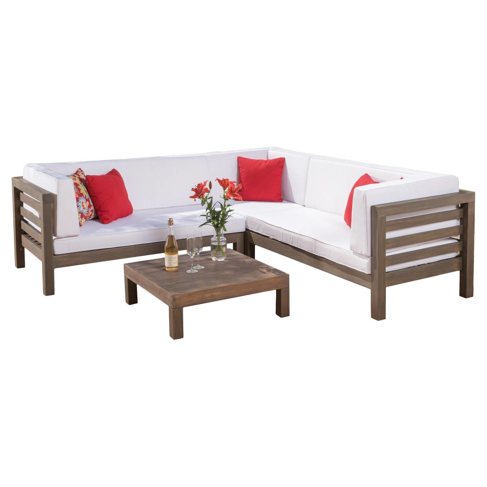 excellent christopher knight home puerta grey outdoor wicker sofa set layout-Fancy Christopher Knight Home Puerta Grey Outdoor Wicker sofa Set Plan
