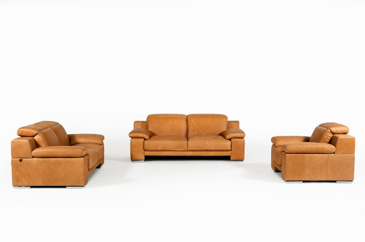 excellent cognac leather sofa image-Cute Cognac Leather sofa Gallery