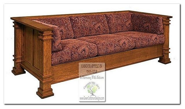 excellent craftsman style sofa decoration-Beautiful Craftsman Style sofa Décor