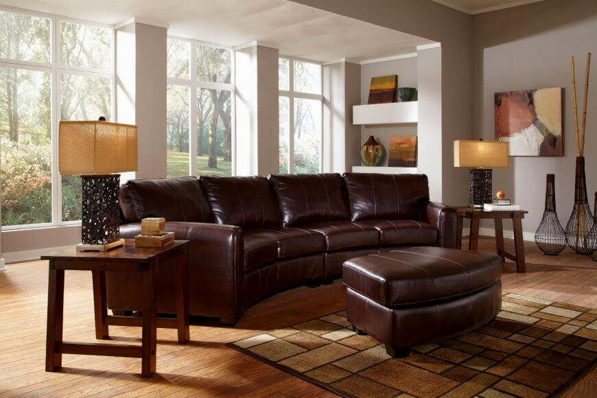 excellent leather sectional sofa with chaise image-Superb Leather Sectional sofa with Chaise Online