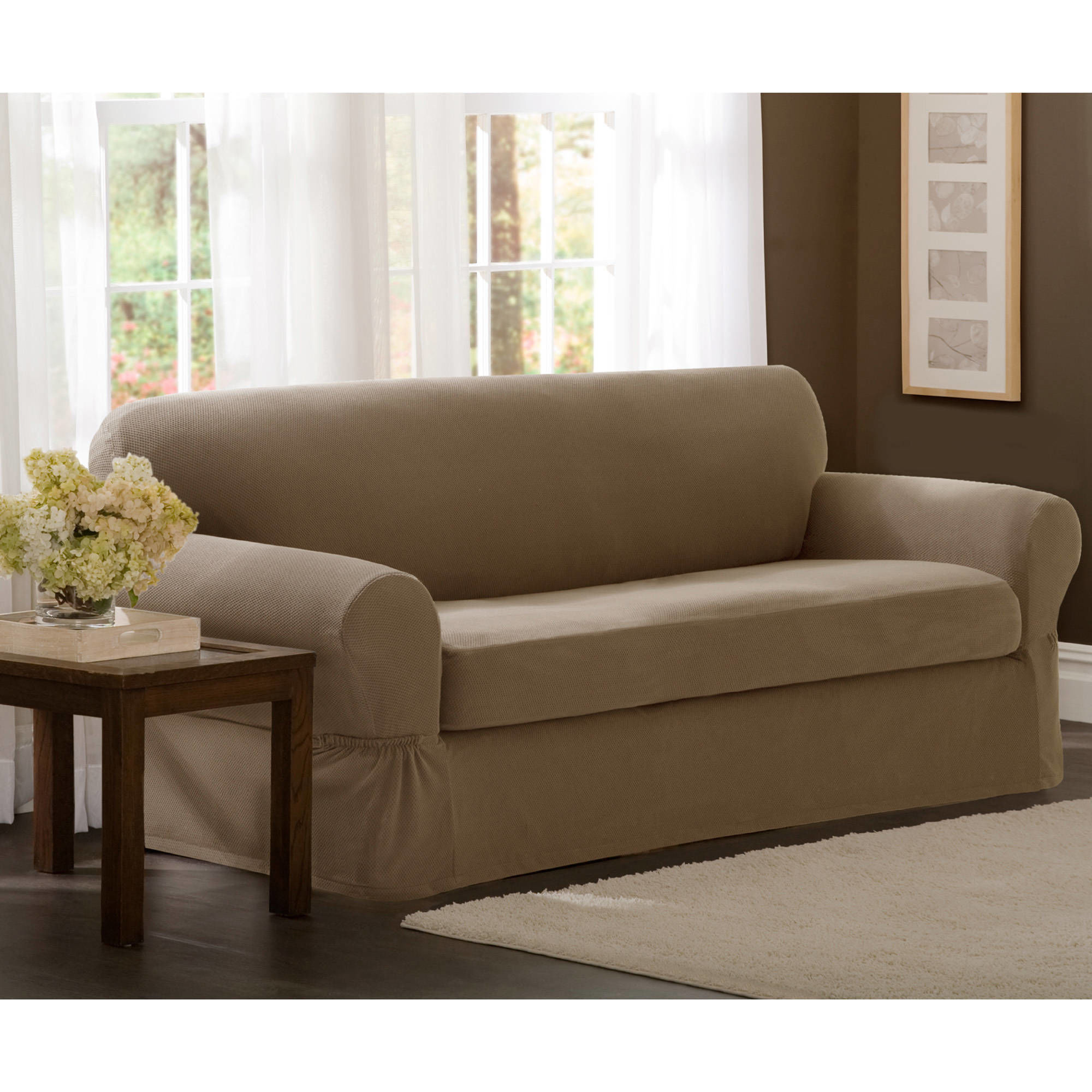 excellent sofa slipcovers walmart portrait-Top sofa Slipcovers Walmart Wallpaper
