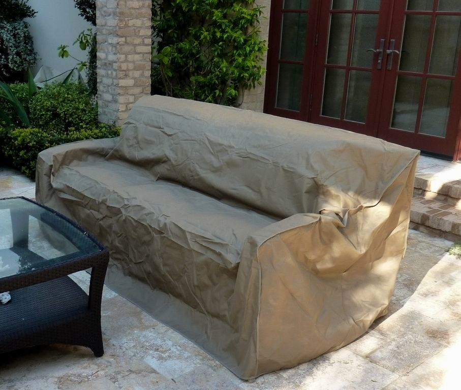 fancy curved outdoor sofa photo-Modern Curved Outdoor sofa Photograph