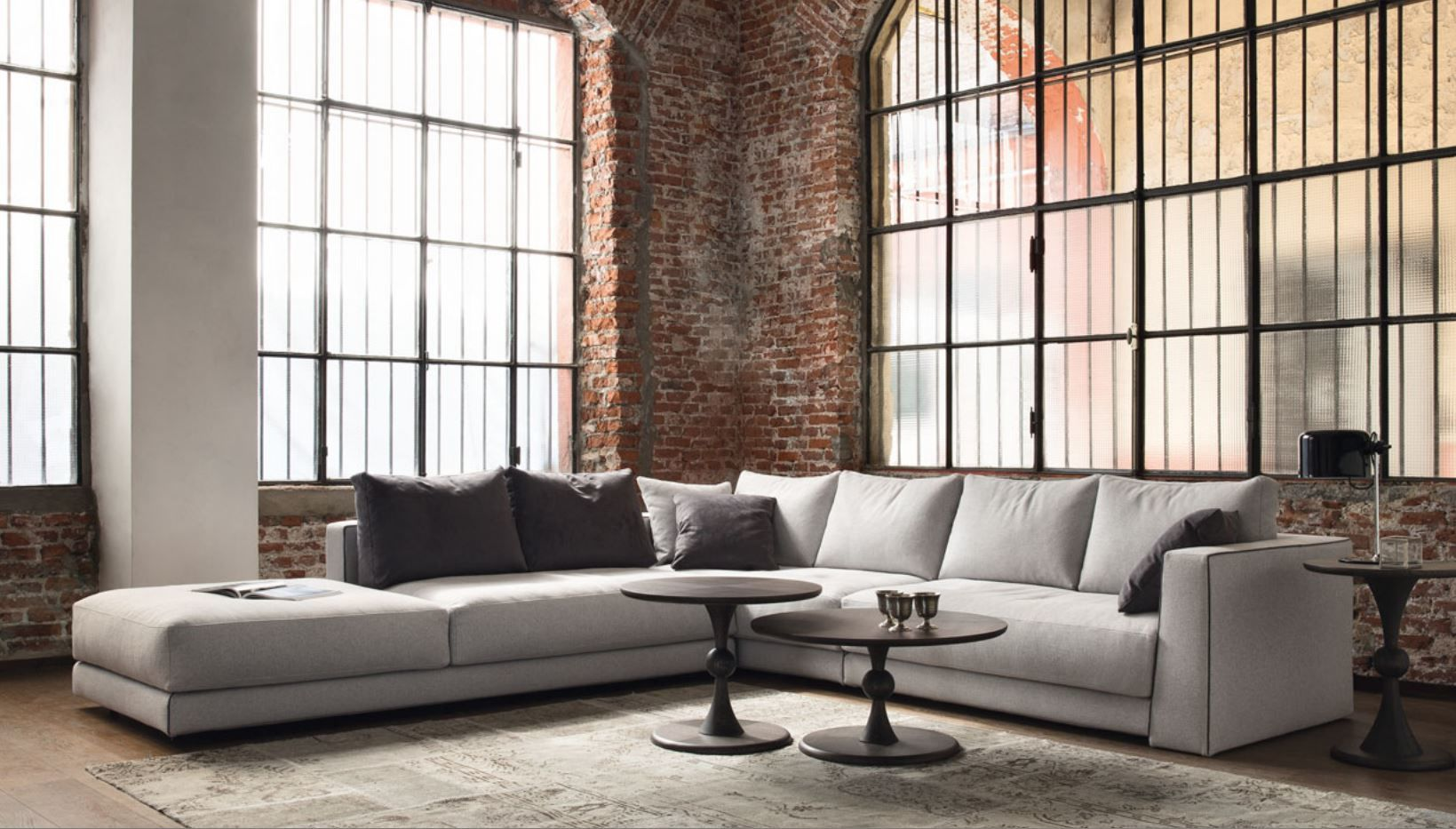 fancy grey leather sectional sofa inspiration-Best Grey Leather Sectional sofa Collection