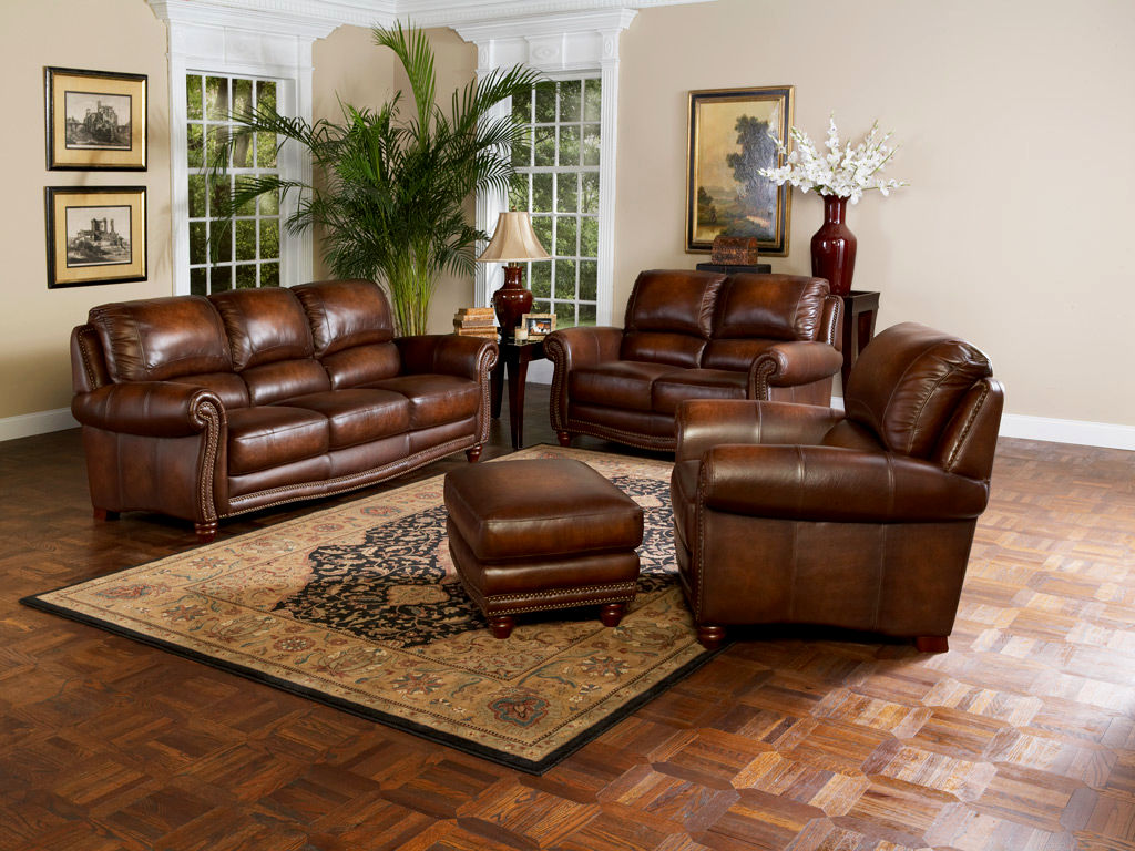 fancy rooms to go leather sofa image-New Rooms to Go Leather sofa Photograph