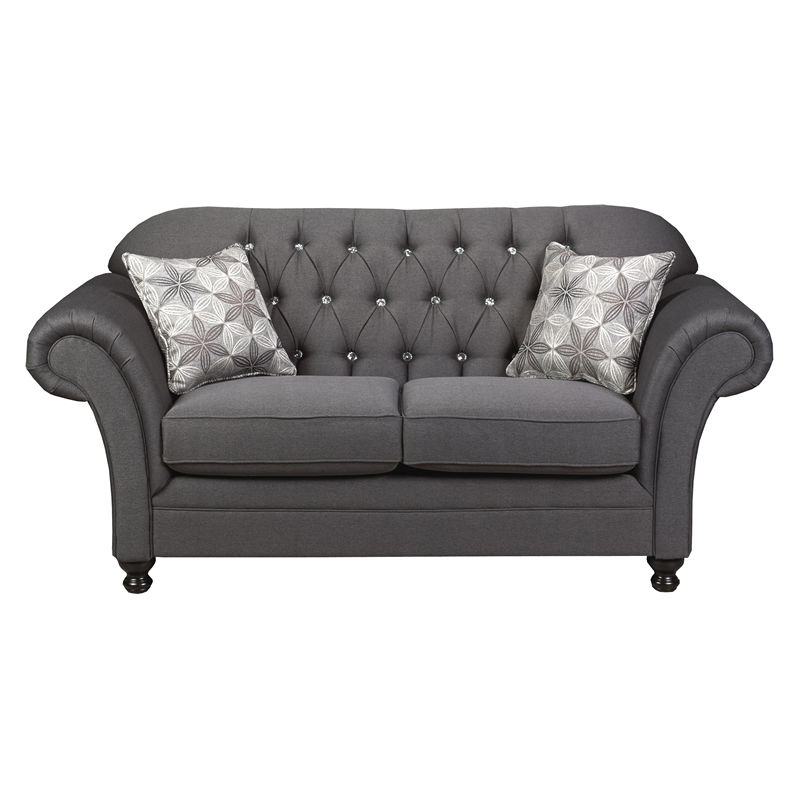 fancy serta sofa and loveseat photograph-Contemporary Serta sofa and Loveseat Picture
