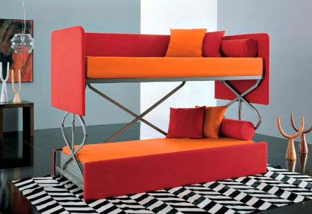 fancy sofa bunk bed convertible decoration-Fancy sofa Bunk Bed Convertible Design