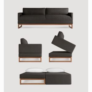 fancy tri fold sofa construction-Fascinating Tri Fold sofa Décor
