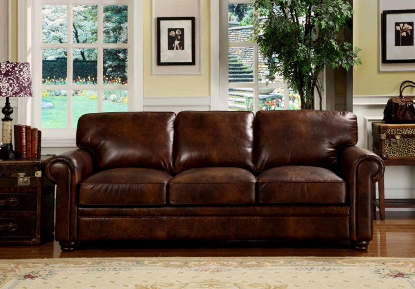 fantastic black leather sofas image-Amazing Black Leather sofas Online