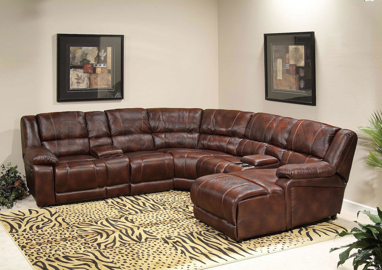 fantastic brown sectional sofas picture-Modern Brown Sectional sofas Wallpaper