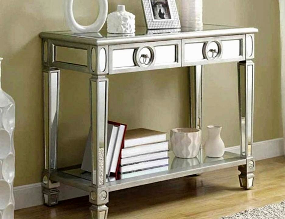 fantastic mirrored sofa table photograph-Lovely Mirrored sofa Table Collection
