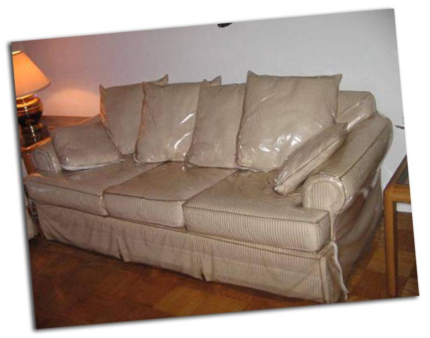 Luxury Plastic Sofa Covers With Zipper Online Modern