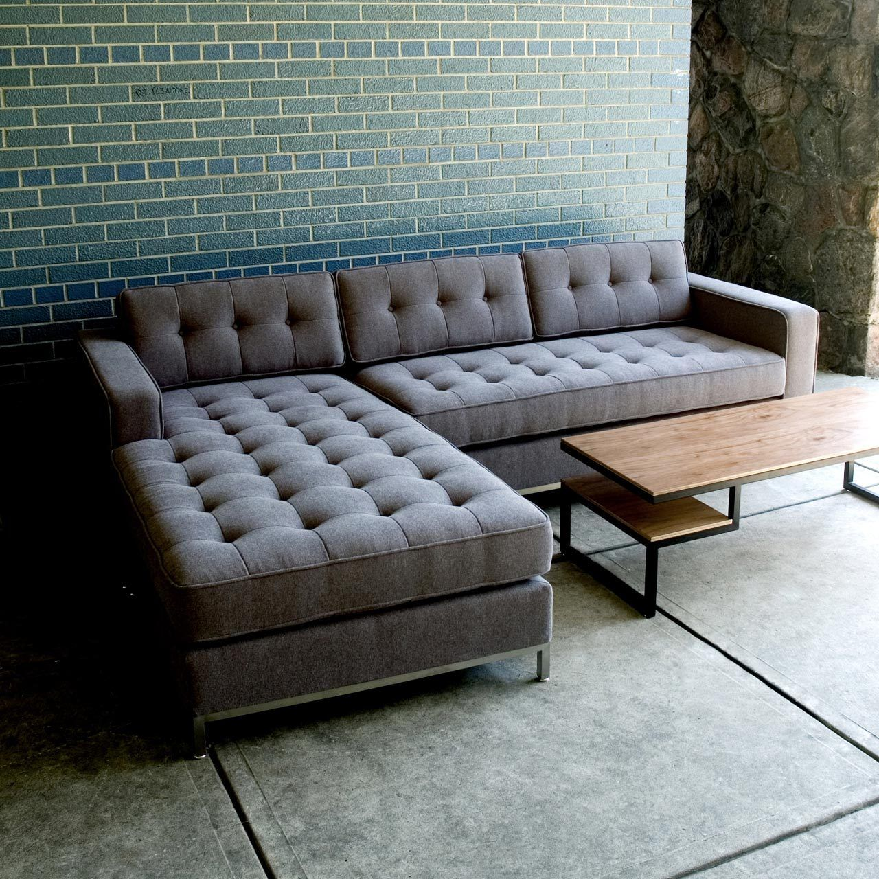 fantastic tufted sofa sectional inspiration-Beautiful Tufted sofa Sectional Model