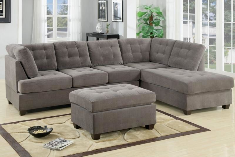 fascinating charcoal gray sectional sofa décor-Elegant Charcoal Gray Sectional sofa Picture