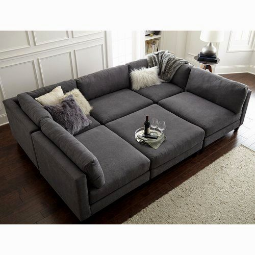 fascinating sectional pit sofa décor-Terrific Sectional Pit sofa Concept