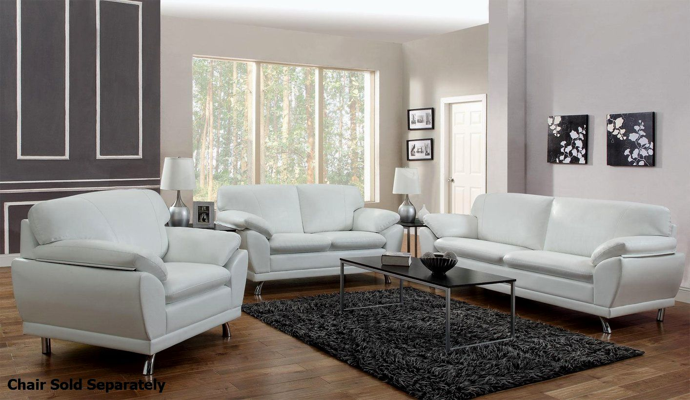 fascinating white leather sofa set model-Fancy White Leather sofa Set Picture