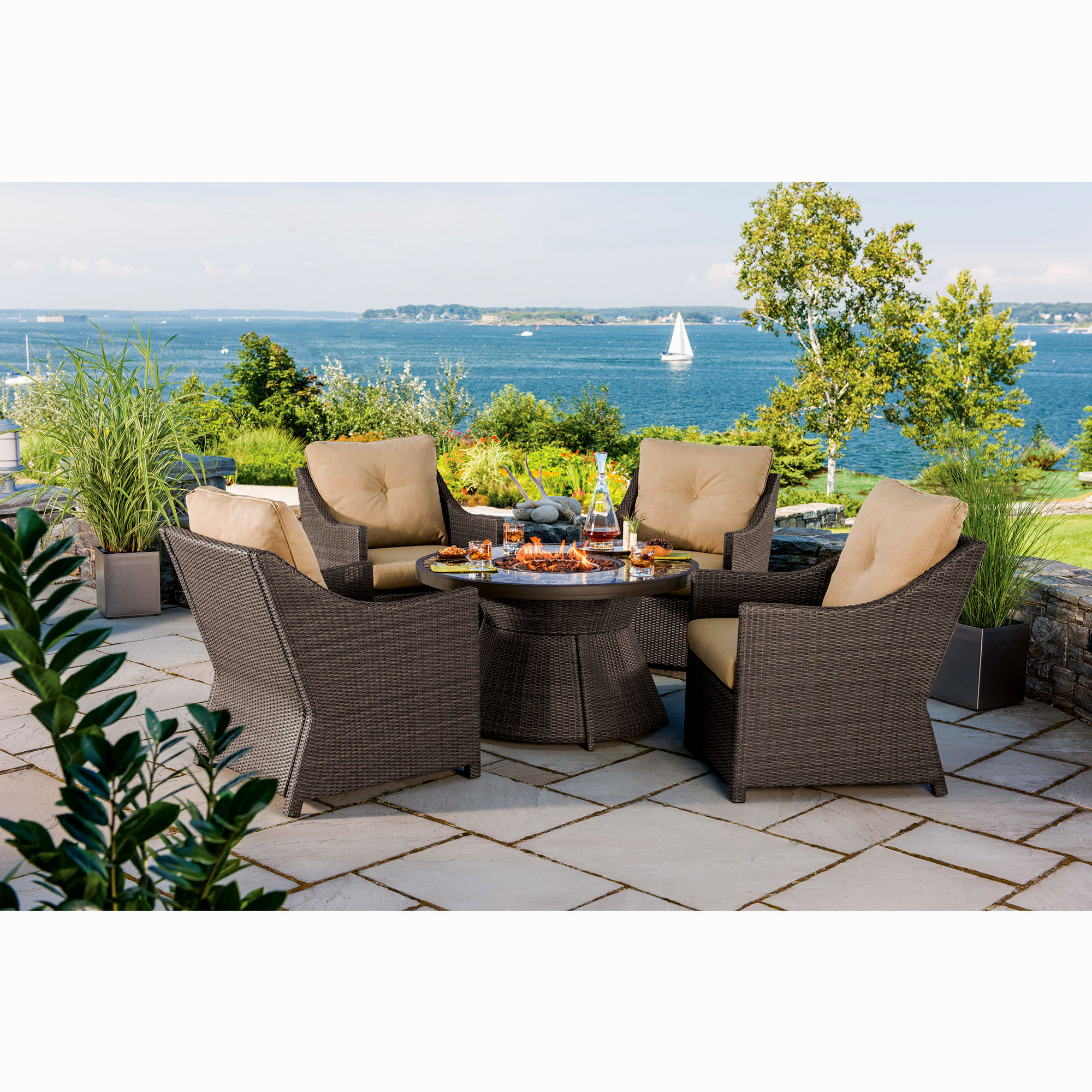 finest christopher knight home puerta grey outdoor wicker sofa set photo-Fancy Christopher Knight Home Puerta Grey Outdoor Wicker sofa Set Plan