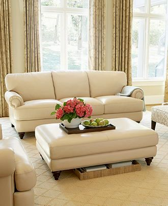 Cool Cream Colored Sofa Image