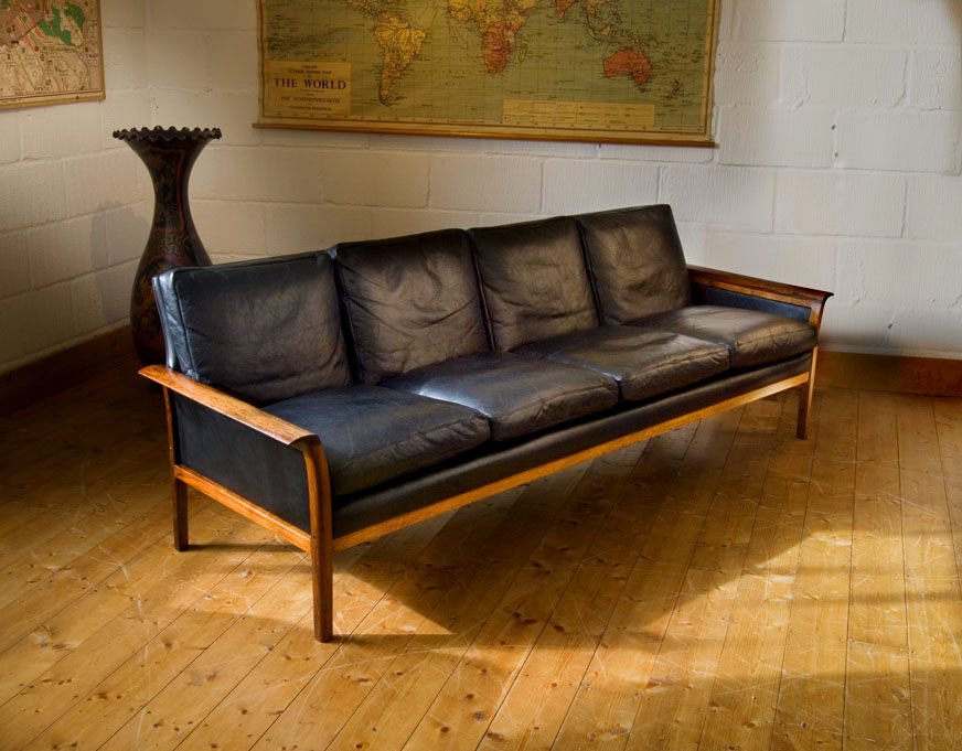 finest mid century leather sofa decoration-Latest Mid Century Leather sofa Gallery