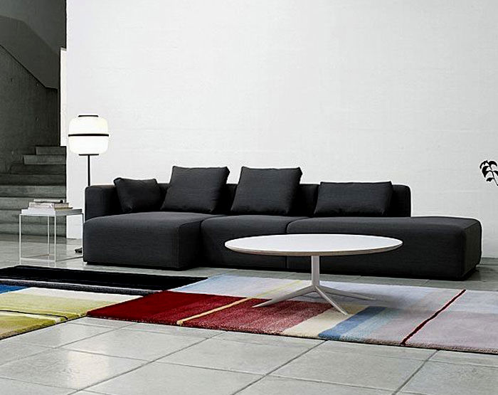 finest modular leather sofa model-Beautiful Modular Leather sofa Portrait
