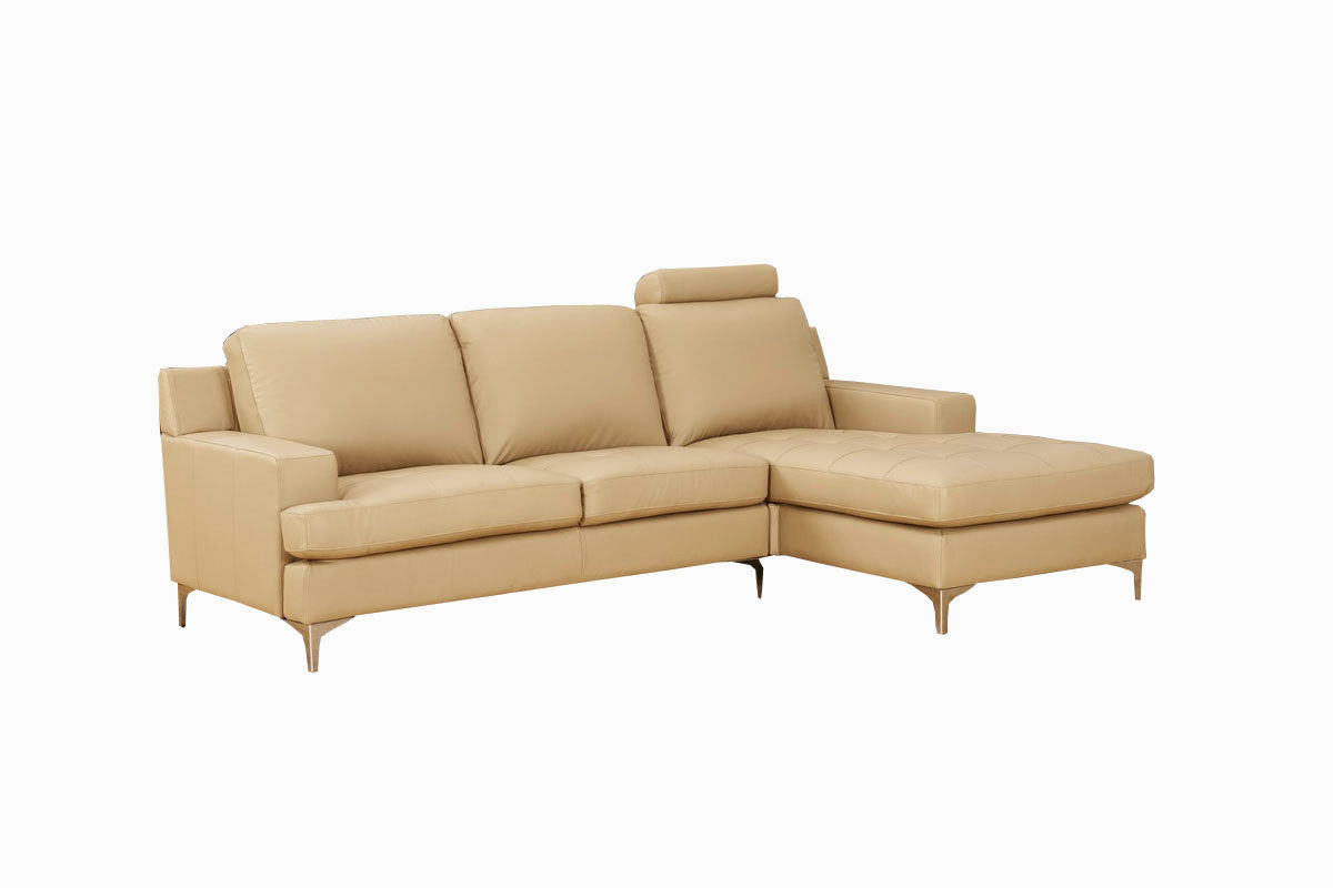finest small sofa with chaise gallery-Contemporary Small sofa with Chaise Picture