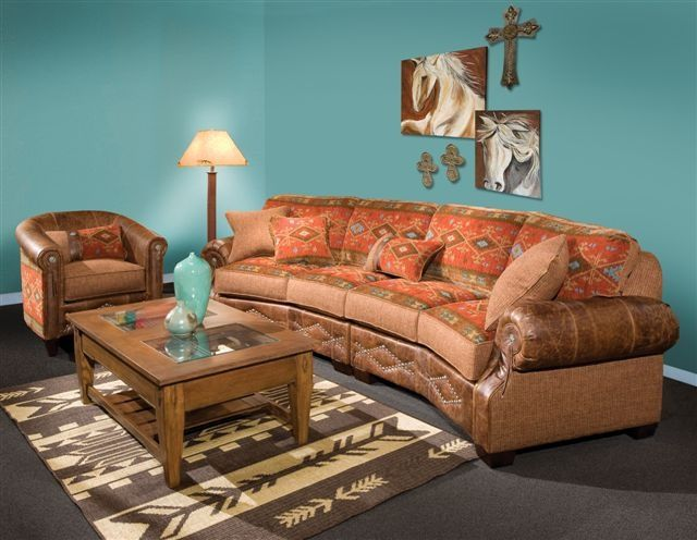 finest southwestern style sofas gallery-Top southwestern Style sofas Model