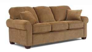 Flexsteel sofa Sleeper Stunning Thornton Layout