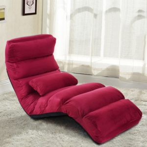 Foldable sofa Chair Elegant Goplus Folding Lazy sofa Chair Stylish sofa Couch Beds Lounge Concept