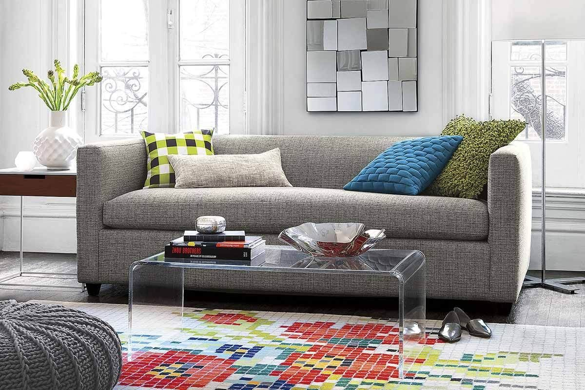 fresh crate and barrel apartment sofa gallery-Contemporary Crate and Barrel Apartment sofa Décor