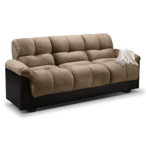 Futon sofa Bed with Storage Inspirational Ara Futon sofa Bed with Storage Hazelnut Pattern