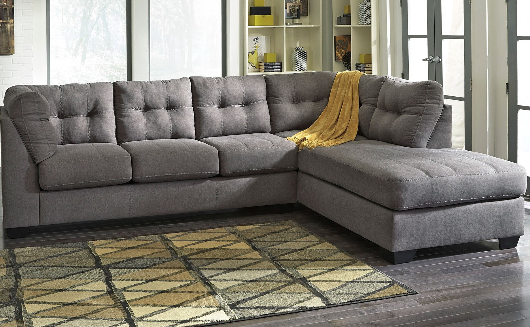 Gray Sectional sofa with Chaise Cool Perfect Grey Sectional sofa with Chaise for Your Modern sofa Photo