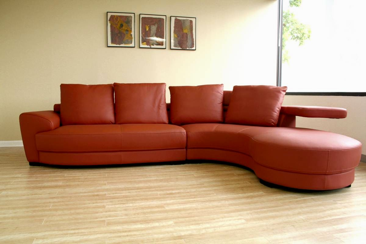 incredible modular leather sofa image-Beautiful Modular Leather sofa Portrait