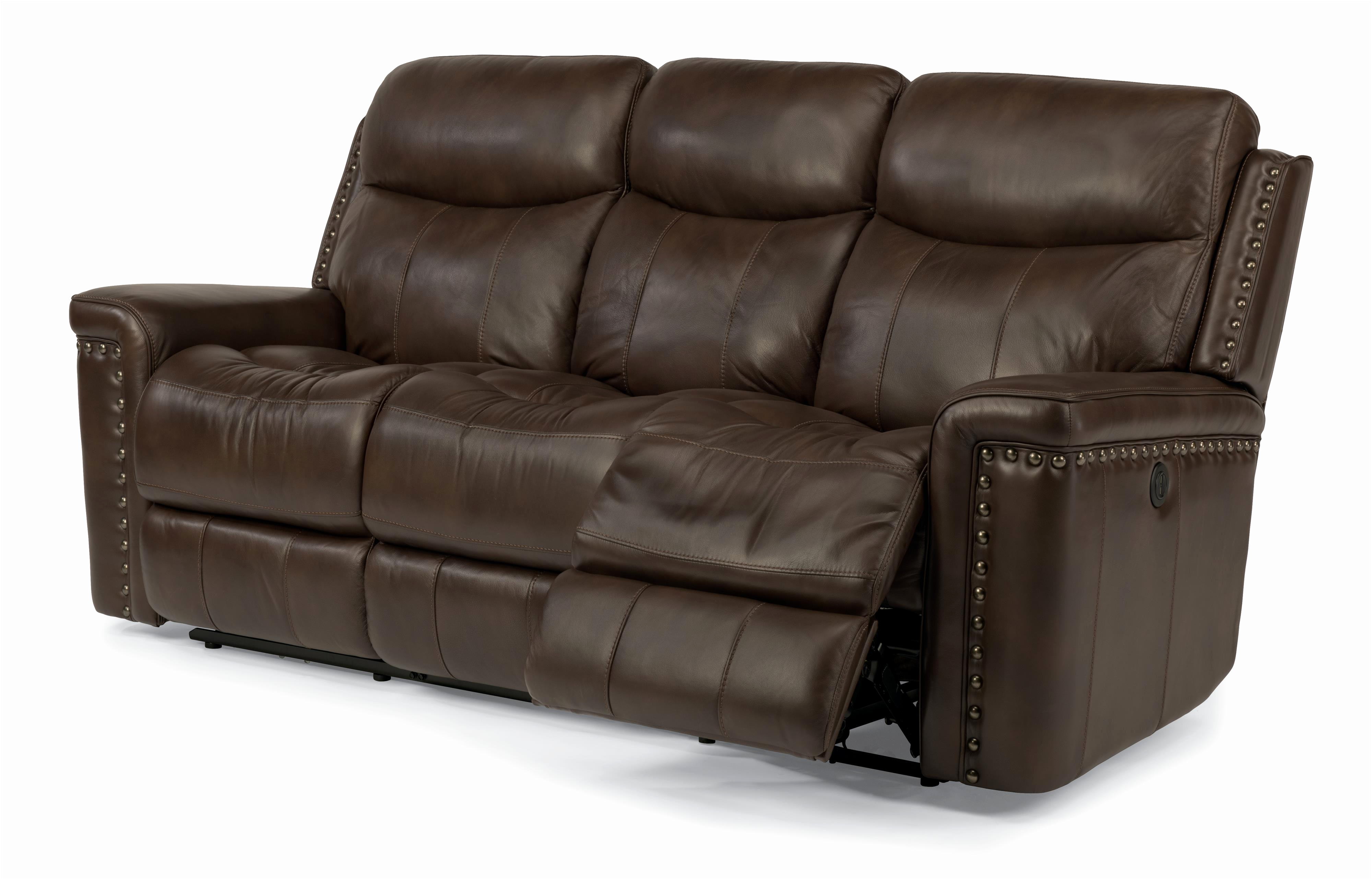 incredible top grain leather reclining sofa design-Fantastic top Grain Leather Reclining sofa Photograph