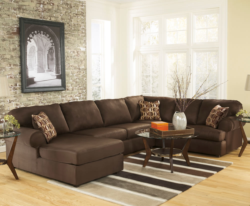 inspirational brown sectional sofas architecture-Modern Brown Sectional sofas Wallpaper