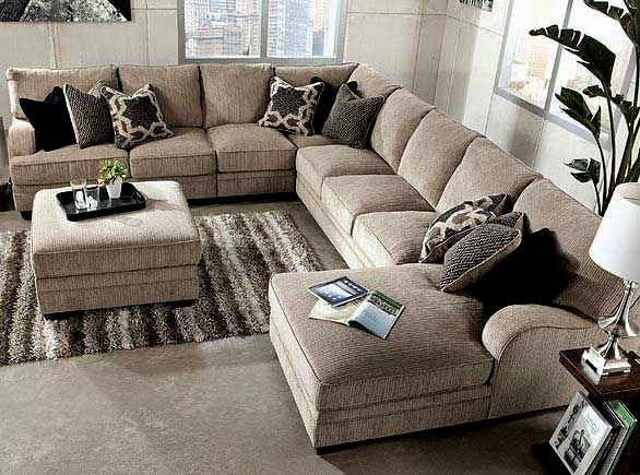 inspirational large sectional sofa gallery-Awesome Large Sectional sofa Plan
