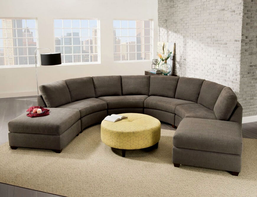 inspirational large sectional sofa ideas-Awesome Large Sectional sofa Plan
