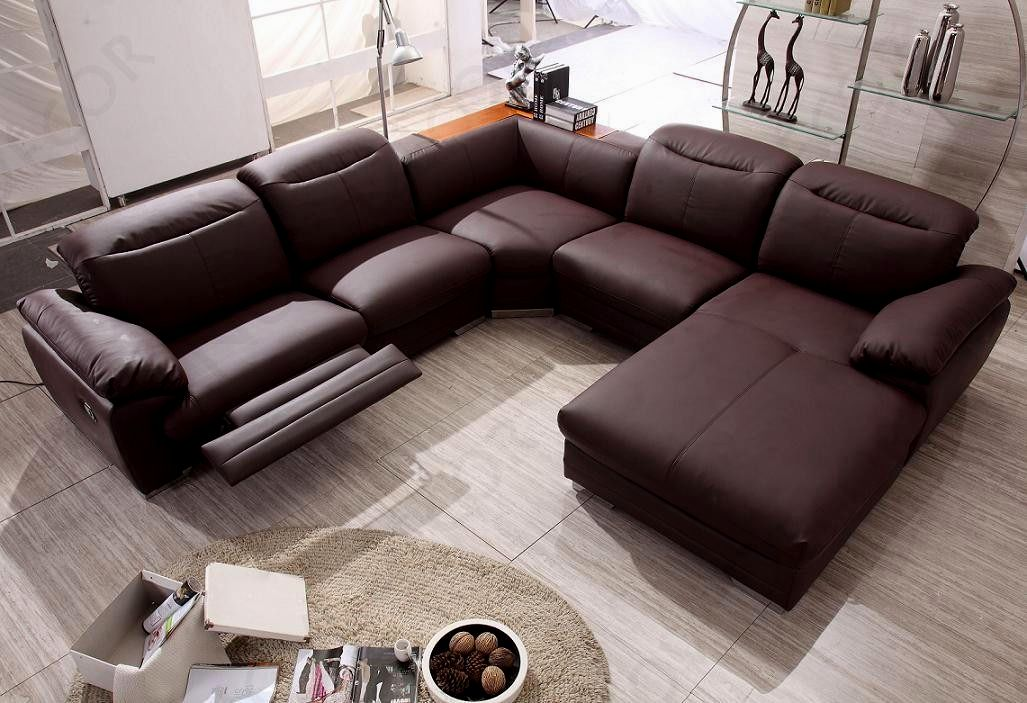 inspirational recliner sectional sofa design-Wonderful Recliner Sectional sofa Plan