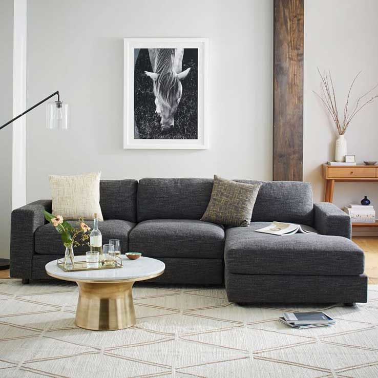 inspirational west elm rochester sofa layout-Fresh West Elm Rochester sofa Construction