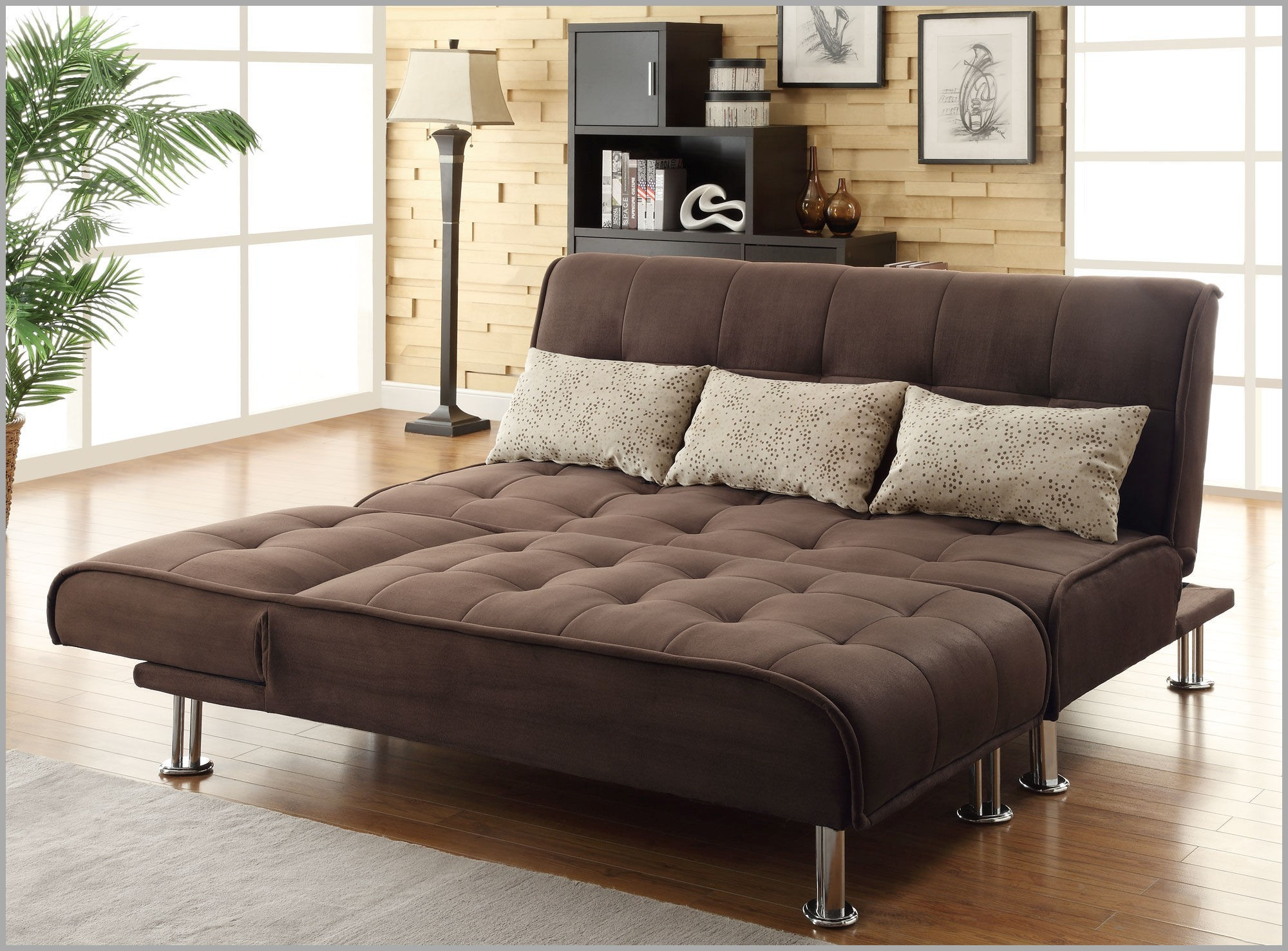 Excellent King Size Sofa Bed Model