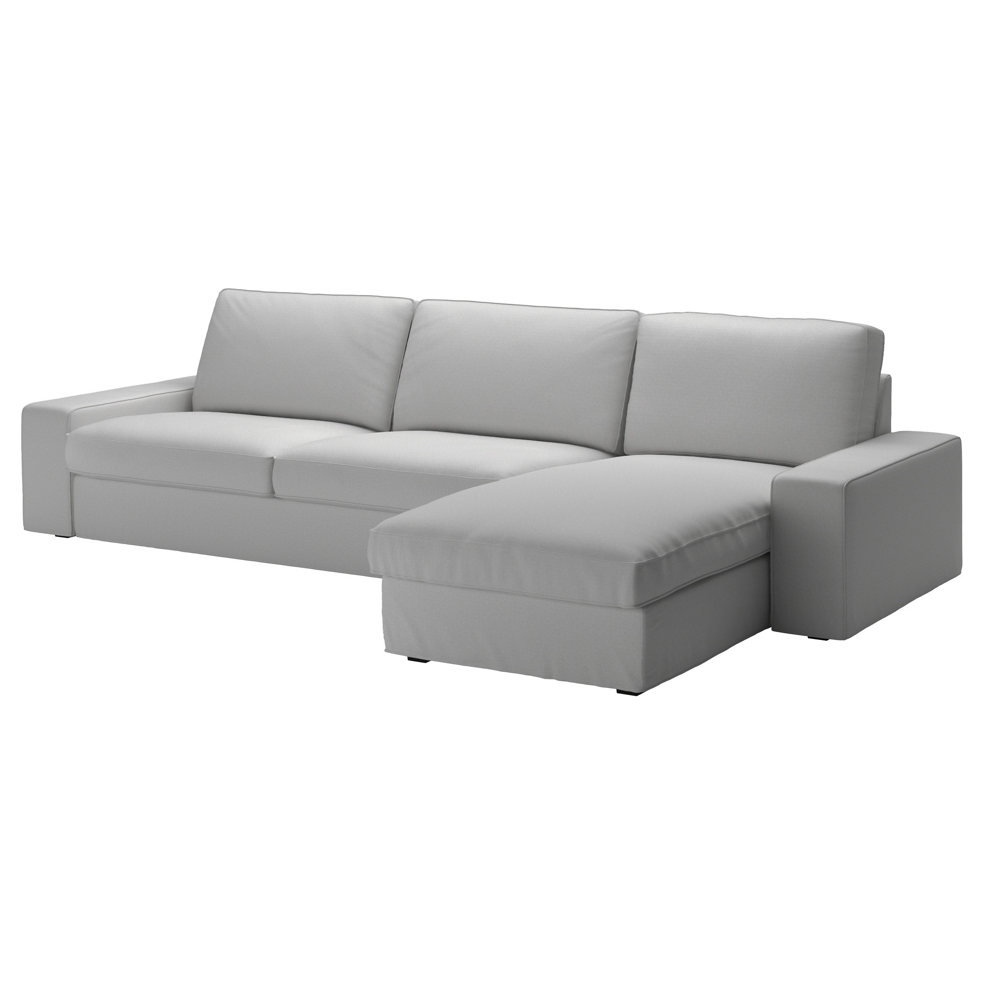 Kivik sofa Ikea Terrific Kivik Sectional 4 Seat orrsta Light Gray Ikea Ideas