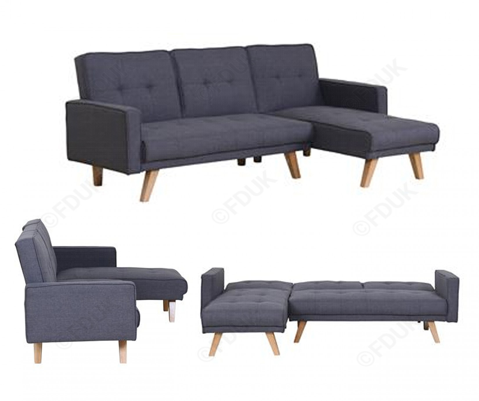 Box Type Sofa Designs: Beautiful L Shaped Sofa Bed Wallpaper