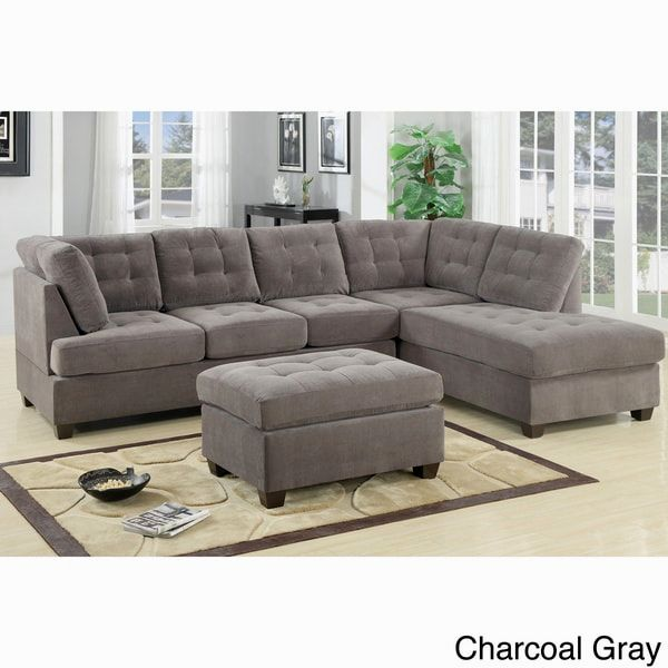 latest charcoal gray sectional sofa portrait-Elegant Charcoal Gray Sectional sofa Picture