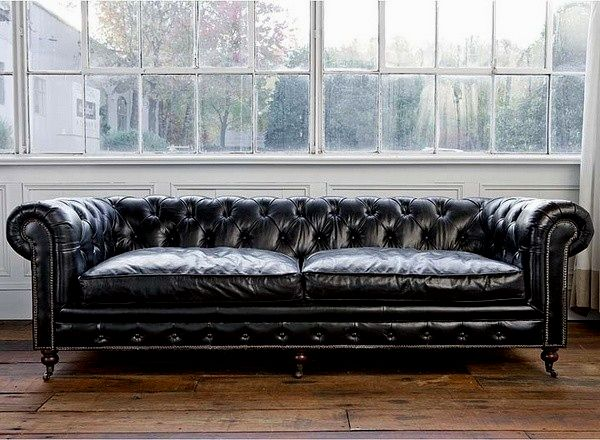 latest chesterfield sofa leather picture-Lovely Chesterfield sofa Leather Concept
