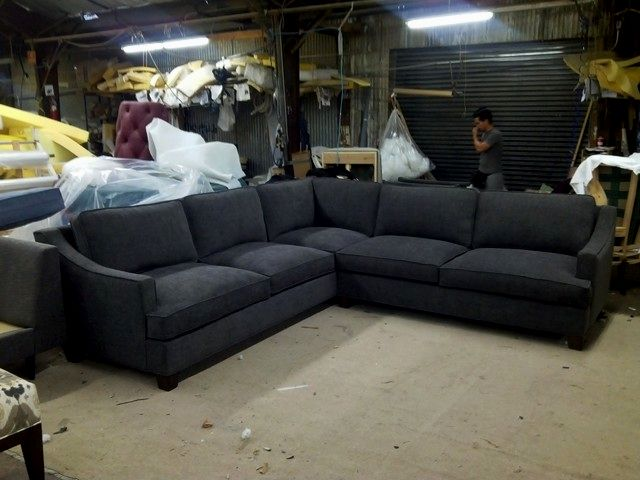 latest gray sectional sofa with chaise picture-Superb Gray Sectional sofa with Chaise Collection