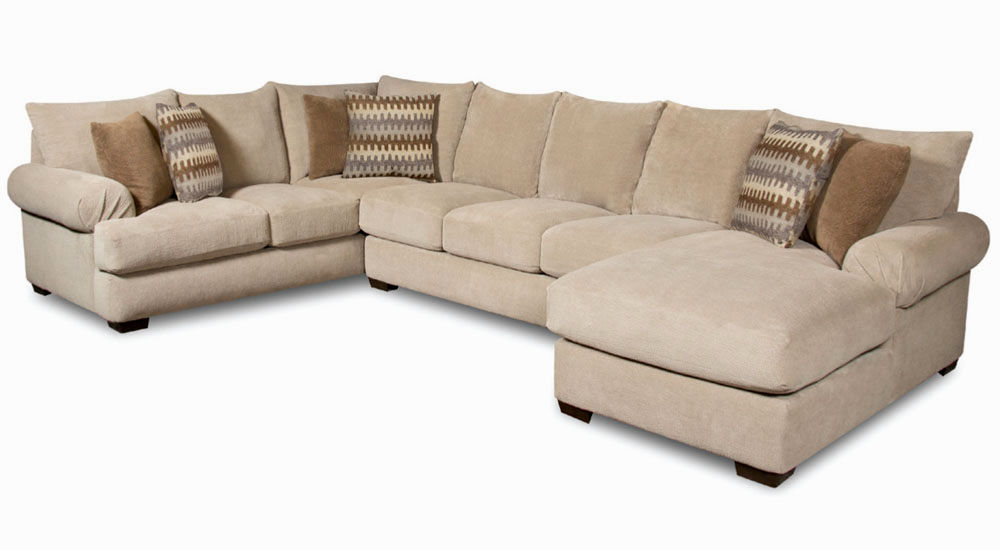 latest linen sectional sofa design-Beautiful Linen Sectional sofa Model
