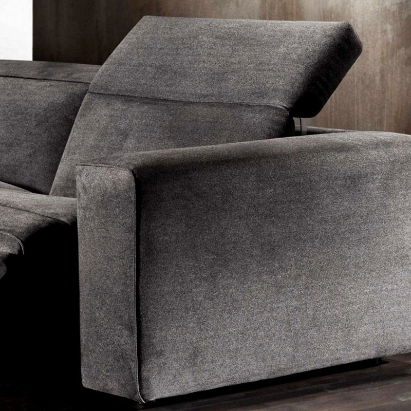 latest natuzzi leather sofas model-Modern Natuzzi Leather sofas Decoration
