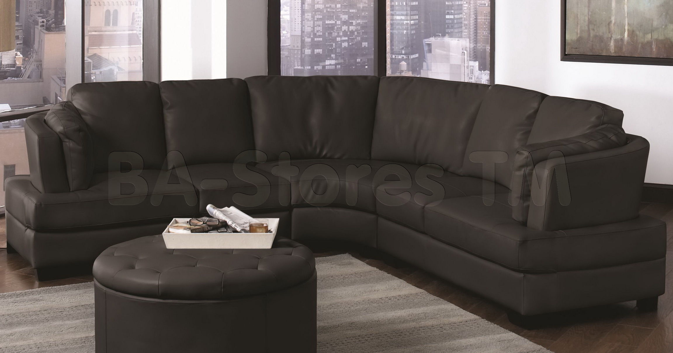 latest round sectional sofa decoration-Fresh Round Sectional sofa Concept