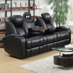 Leather Power Reclining sofa Lovely Delange Leather Power Reclining sofa theater Seats with Power Ideas