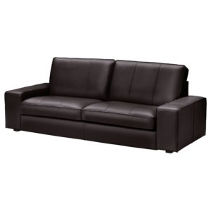 Leather sofa Black Fresh Kivik sofa Grannbomstad Black Ikea Wallpaper