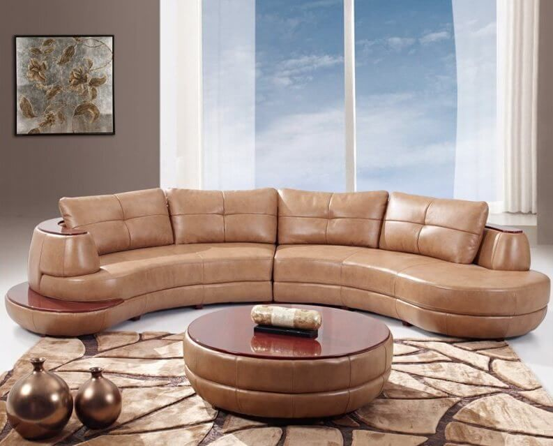 lovely curved leather sofa concept-Incredible Curved Leather sofa Wallpaper